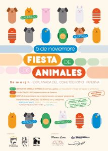 Cartel Feria Animales 2016